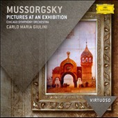 Mussorgsky: Pictures at an Exhibition / Giulini - Chicago SO