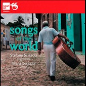 Songs of the World / Stefano Sciascia, double bass; Mara Corazza, piano