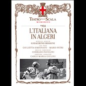 Rossini: L'Italiana in Algeri / Simionato, Valletti, Teatro alla Scala - Carlo Maria Giulini
