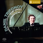 Tchaikovsky: Piano Concerto No. 1; Un poco di Chopin; Liszt: Schubert & Schumann Lieder Transcriptions / Daniil Trifonov, piano