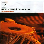 Latif Ahmed Khan: India: Tabla de Jaipur
