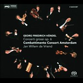 Handel: Concerti Grossi, Op. 6 / Combattimento Consort Amsterdam
