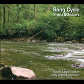 Song Cycle: Schubert Lieder Transcriptions / Lippel, Arnold