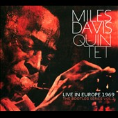 Miles Davis/Miles Davis Quintet: Live in Europe 1969: The Bootleg Series, Vol. 2 [Digipak]