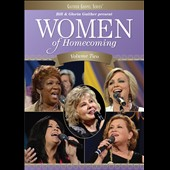 Bill & Gloria Gaither (Gospel): Women of Homecoming, Vol. 2 [Video]