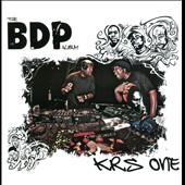 KRS-One: The  BDP Album *