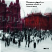 Mieczyslaw Weinberg (1919-1996): Chamber works and works for orchestra & chamber orchestra / Gidon Kremer, violin