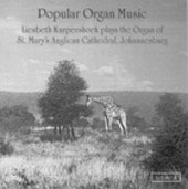 Popular Organ Music Vol 4 / Liesbeth Kurpershoek