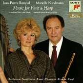Music for Flute & Harp / Rampal, Nordmann