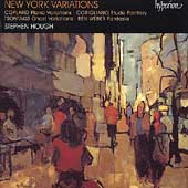 New York Variations / Stephen Hough