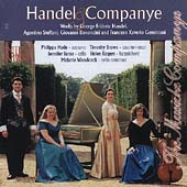 Handel & Companye / The Musicke Companye