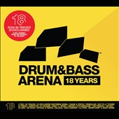 Various Artists: Drum & Bass Arena: 18 Years
