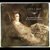 Love I Obey - baroque ballads / Elisabeth Geiger, harpsichord; Rosemary Standley, voice; Helstroffer's Band