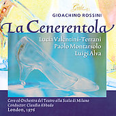 Rossini: La Cenerentola / Abbado, Valentini-Terrani, et al