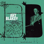Art Blakey: A Night at Birdland, Vol. 2