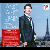 Lang Lang in Paris - Chopin: Scherzos Nos. 1 - 4; Tchaikovsky: The Seasons, Op. 37a / Lang Lang, piano [Deluxe Edition, CD & DVD]