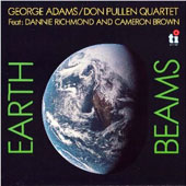 Don Pullen/George Adams: Earth Beams [Limited Edition]