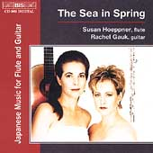 The Sea in Spring - Japanese Music for Flute & Guitar