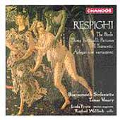 Respighi: The Birds, Boticelli Pictures, etc / V&aacute;s&aacute;ry