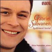Gabriel Suovanen - Syd&auml;meni laulut - Sings Finnish Songs