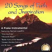 Norton Lawellin: 20 Songs of Faith and Inspiration