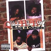 The Quick Hit Boyz: Bring It Outside [PA]
