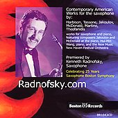 Radnofsky.com - Contemporary American Works for Saxophone
