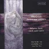Morceaux Intimes - Debussy, Faure, Ravel, et al / Mobius