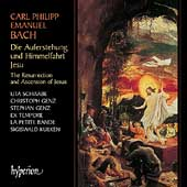 C.P.E. Bach: Die Auferstehung und Himmelfahrt Jesu / Kuijken