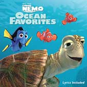 Disney: Finding Nemo: Ocean Favorites