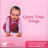 Baby's First: Quiet Time Songs
