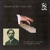 Masters of the Piano Roll - Granados plays Granados
