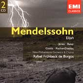 Gemini - Mendelssohn: Elijah / Baker, Gedda, Fischer-Dieskau
