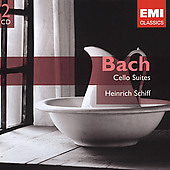 Gemini - Bach: Cello Suites / Schiff