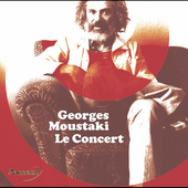 Georges Moustaki: Le Concert
