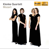 Mozart / Klenke Quartett