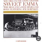 Sweet Emma Barrett: New Orleans: The Living Legends