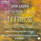 Leifs: Dettifoss, Organ Concerto, etc / Shao, Iceland SO