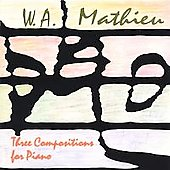 W. A. Mathieu: Three Compositions for Piano