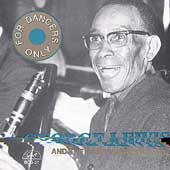 George Lewis (Clarinet): For Dancers Only