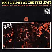 Eric Dolphy/Eric Dolphy Quintet: Eric Dolphy at the Five Spot, Vol. 2 [Japan 2005] [Remaster]