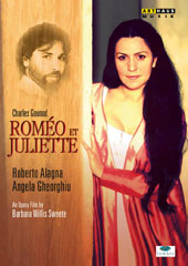 Gounod: Roméo and Juliette (studio production) / Roberto Alagna, Angela Gheorgiu, Vratislav Kríž, Pavel Novák, AleÜ Hendrych, Jan èváb, FrantiÜek Zahradnícek, Daniel Lipnik. Anton Guadagno, Czech PO C