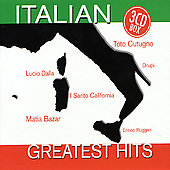 Various Artists: Italian Greatest Hits
