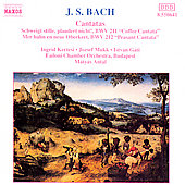 Bach J.s.: Coffee Cantata/Peasant Cantata