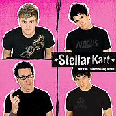 Stellar Kart: We Can't Stand Sitting Down
