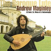The Baroque Lute / Andrew Maginley