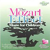 The Mozart Effect - Children Vol 2 - Relax, Daydream & Draw