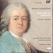 Mache dich auf, werde licht - J.L. Bach / Schlick, Nicholas