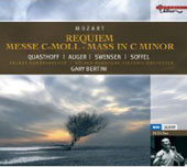 Mozart: Requiem in D minor K 626, Mass in C minor K 427