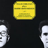Tullio Forlenza Plays Dmitri Shostakovich